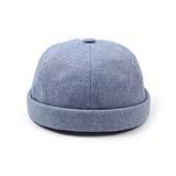 [웨이워드]WAYWARD - Dutch boy cap[Blue] 와치캡 챙없는 캡없는 모자 비니