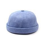 [웨이워드]WAYWARD - Dutch boy cap[Sky Blue] 와치캡 챙없는 캡없는 모자 비니