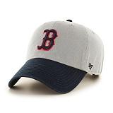 47Brand - MLB모자 보스톤 그레이네이비 멀티 볼캡 야구모자