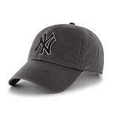 47Brand - MLB모자 뉴욕 양키즈 차콜 빈티지 볼캡 야구모자