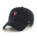 47Brand - MLB모자 샌프란시스코 자이언츠 미니로고 볼캡 야구모자