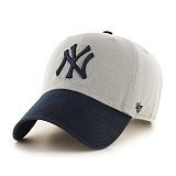 47Brand - MLB모자 뉴욕 양키즈 그레이네이비 멀티 볼캡 야구모자