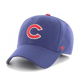 47브랜드 - MLB모자 시카고 컵스 로얄 스트럭처 볼캡 야구모자