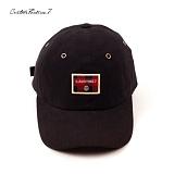 [커스텀루틴7]CUSTOMROUTINE7 - Tartan custom (Black) 볼캡 모자