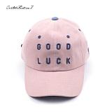 [커스텀루틴7]CUSTOMROUTINE7 - Goodluck (Pink) 볼캡 모자