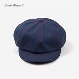 [커스텀루틴7]CUSTOMROUTINE7 - Newsboycap (Jin) 뉴스보이캡 베레모 빵모자