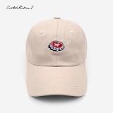 [커스텀루틴7]CUSTOMROUTINE7 - Stopper (Beige) 볼캡 모자