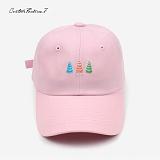 [커스텀루틴7]CUSTOMROUTINE7 - Con (Pink) 볼캡 모자