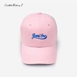 [커스텀루틴7]CUSTOMROUTINE7 - GoodOne (Pink) 볼캡 모자