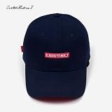[커스텀루틴7]CUSTOMROUTINE7 - C.ROUTINE.7 (Navy) 볼캡 모자