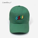 [블프특가][커스텀루틴7]CUSTOMROUTINE7 - GRAB (Green) 볼캡 모자