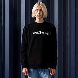 [레이든]LAYDEN ARRANGE SWEATSHIRTS-BLACK 스��셔츠 맨투맨 크루넥