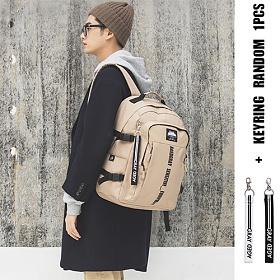 [에이지그레이]AG20_타워백팩(베이지) 백팩 가방 학생가방 신학기