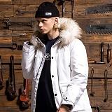 [레이든]LAYDEN ARCTIC DOWN PARKA-WHITE 다운 파카 패딩