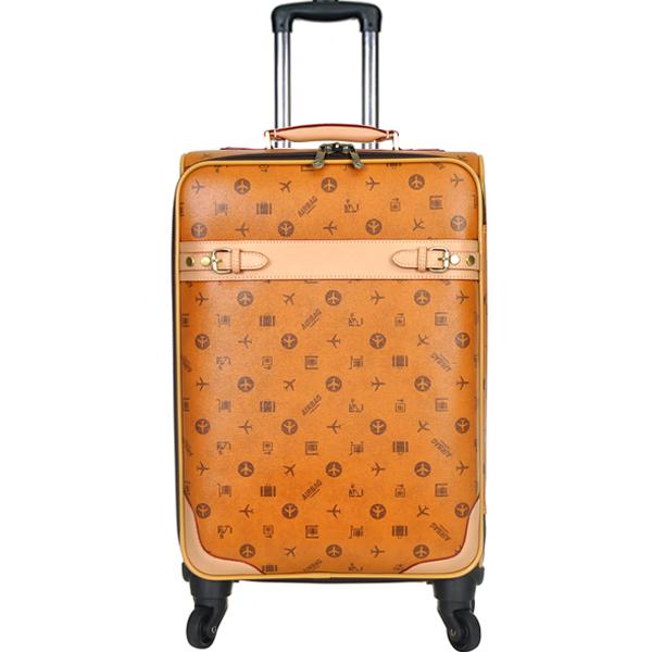 비아모노 자카드 20형 여행용캐리어 여행가방 캐리어