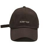 [슬리피슬립]SLEEPYSLIP - [unisex]MINIMAL GRAY BALL CAP  볼캡 야구모자