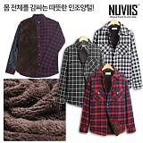 [뉴비스] 중독되는 따뜻함 양털 셔츠 균일가 11종 모음(NVSMP137)