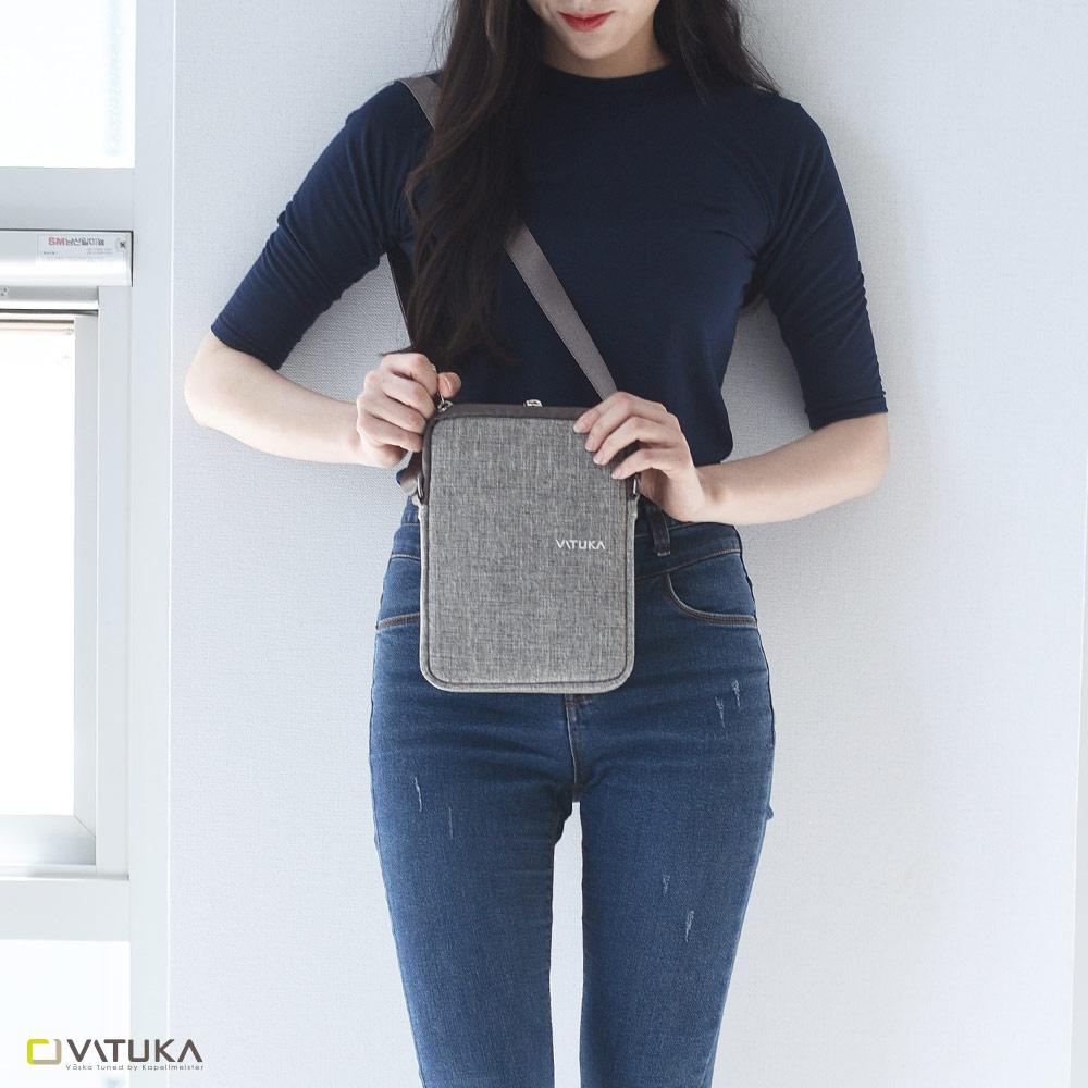 [바투카] 오슬로 크로스백 / 아이패드가방 - Small