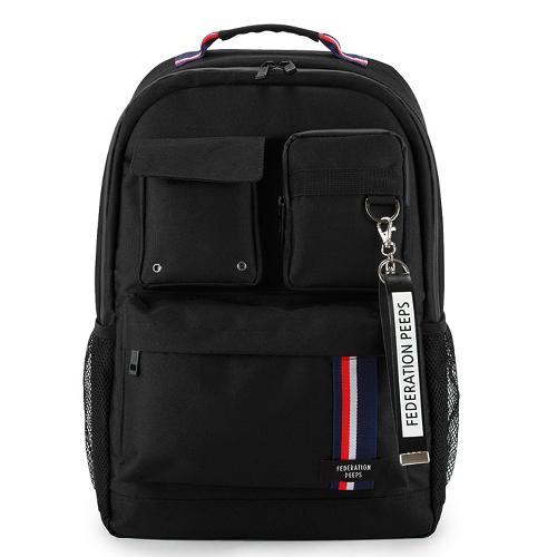 핍스 5주년 magnum backpack(black) 매그넘 백팩