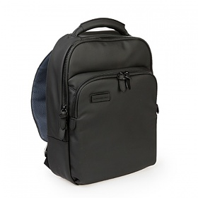 [만다리나덕]MANDARINADUCK - TOUCH DUCK slim backpack PVT05651 (Black) 백팩