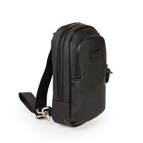 [만다리나덕]MANDARINADUCK - TOUCH DUCK sling bag PVT19651 (Black) 슬링백