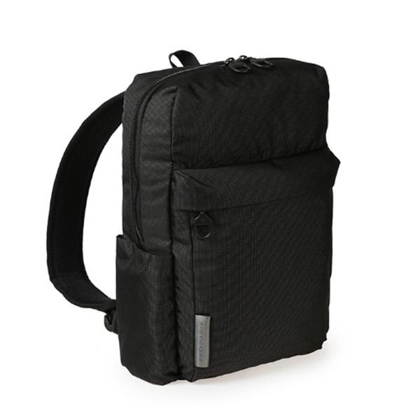 [만다리나덕]MANDARINADUCK - MD LIFESTYLE basic backpack QKT03651 (Black) 백팩