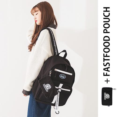 [르마인]LE MINE - LE29FBK 디너세트 백팩(블랙) 가방