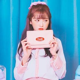 [데이라이프]DAYLIFE 마카롱 파우치 (핑크)