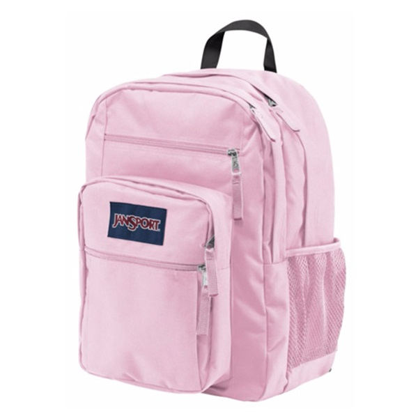 정품뱃지증정 [잔스포츠]JANSPORT - 빅스튜던트 (TDN73B7 - Pink Mist) 잔스포츠코리아 정품 AS가능