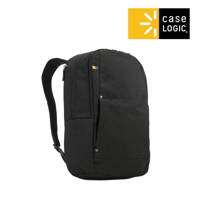 [케이스로직]CASELOGIC - 헉스턴 데이팩 블랙 노트북 백팩 가방