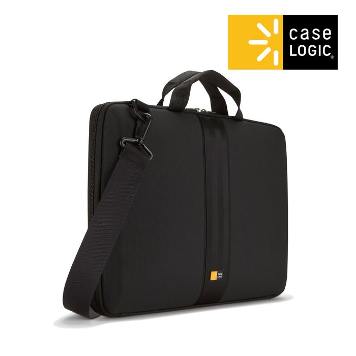 [케이스로직]CASELOGIC - 세인트 노트북 아타셰 가방 16인치 블랙 브리프케이스