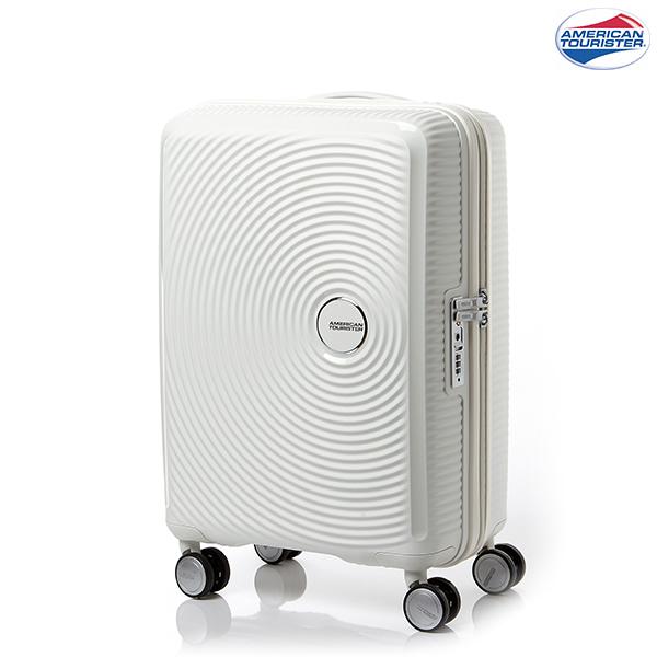 [아메리칸투어리스터]CURIO 캐리어 55/20 WHITE AO805001