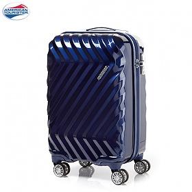 [아메리칸투어리스터]ZAVIS 캐리어 55/20 INDIGO BLUE I2571001