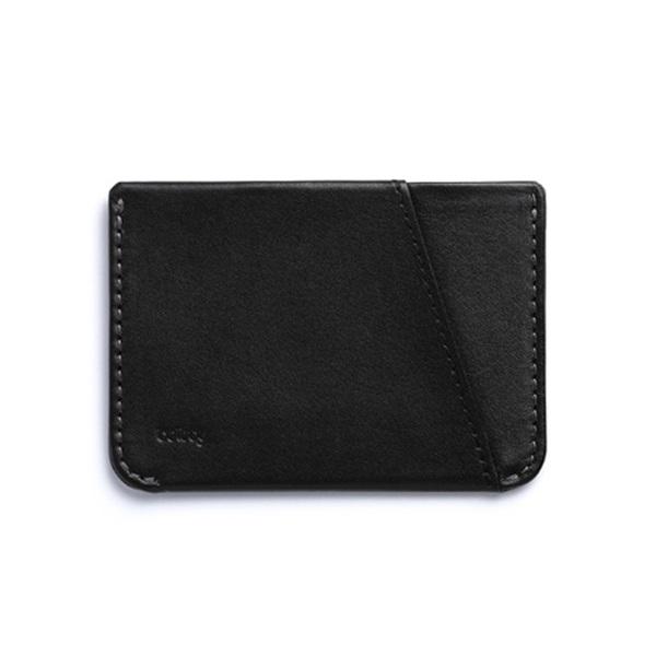벨로이 Micro Sleeve (Black) 지갑 가죽