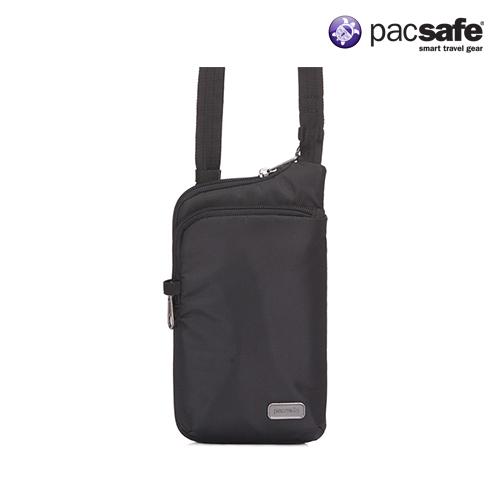 [팩세이프]PACSAFE - Daysafe Tech Crossbody Black 공식수입정품 (도난방지 여행용 미니 크로스 슬링백)