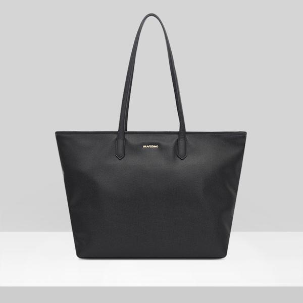 [브라비시모]에스프리(Esprit) - Black 숄더백 쇼퍼백 여성가방