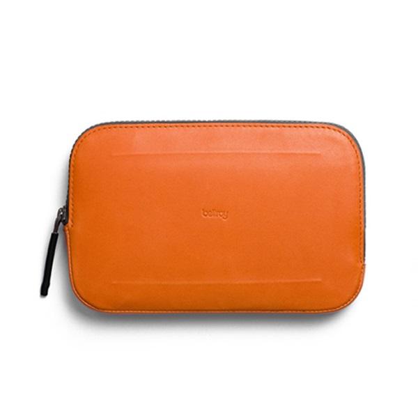[벨로이]BELLROY - All Conditions Essentials Pocket (Burnt Orange) 오거나이저 파우치