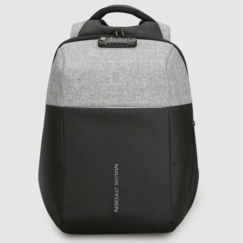 트렌드세터 - 마크라이든 TECHOLOGY BACKPACK (2 color) 노트북가방 USB [B#K202] 백팩