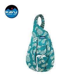카부 - Rope Bag Pineapple Passion 로프백 슬링백