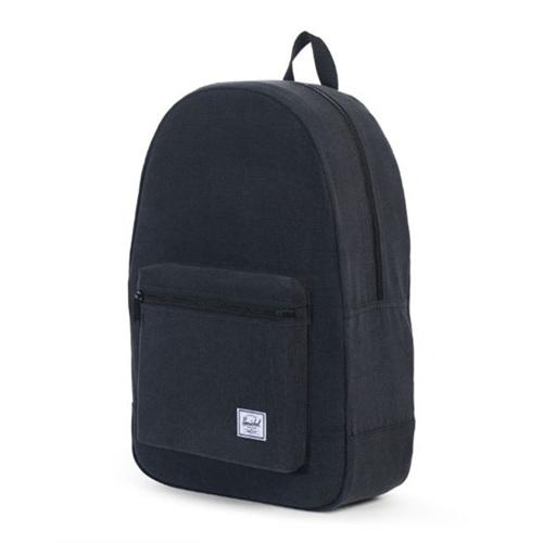 [허쉘]HERSCHEL - DAYPACK CANVAS (BLACK) 캔버스 데이백 백팩 가방