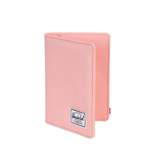 [허쉘]HERSCHEL - RAYNOR  PASSPORT HOLDER (PEACH/TAN) 여권지갑