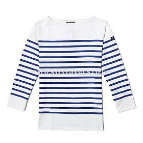 [세인트제임스]SAINT JAMES - 본사 남여공용 Naval II (Neige/Gitane) 나발2 스트라이프 롱슬리브 긴팔 티셔츠