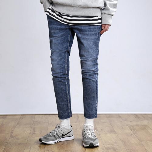 [쟈니웨스트] JHONNYWEST - Ella Basic Craft Jeans