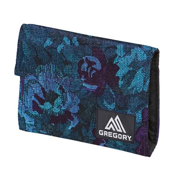 [그레고리]GREGORY - CLASSIC WALLET BLUE TAPESTRY