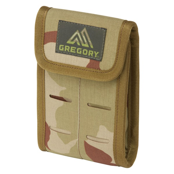 [그레고리]GREGORY - SPEAR SERIES MOLLE POUCH 3 DAY CAMO 파우치