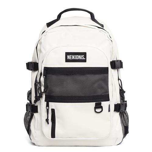 [로고 키홀더 증정][네이키드니스] ABSOLUTE BACKPACK / IVORY 앱솔루트 백팩 가방