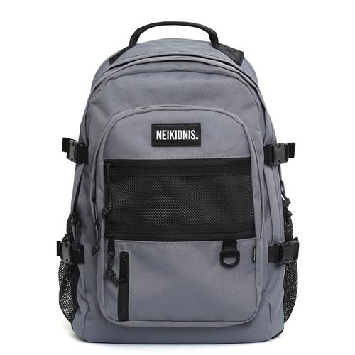 [네이키드니스] ABSOLUTE BACKPACK / CHARCOAL 앱솔루트 백팩 가방
