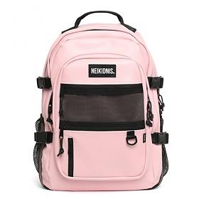 [네이키드니스][레더] ABSOLUTE BACKPACK / LEATHER PINK 앱솔루트 신학기 백팩 가방
