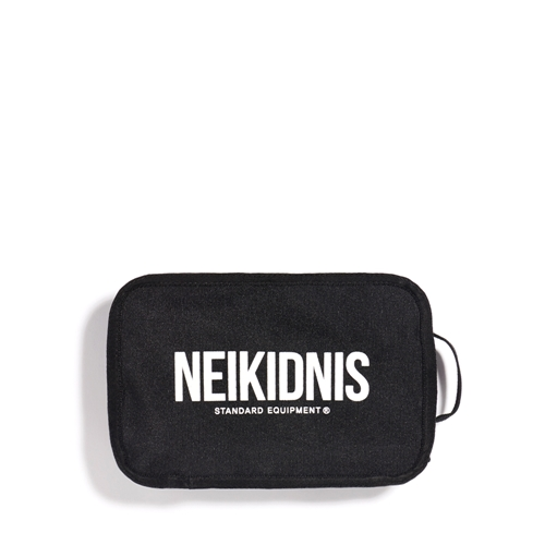 [네이키드니스] STORAGE POUCH SMALL / BLACK