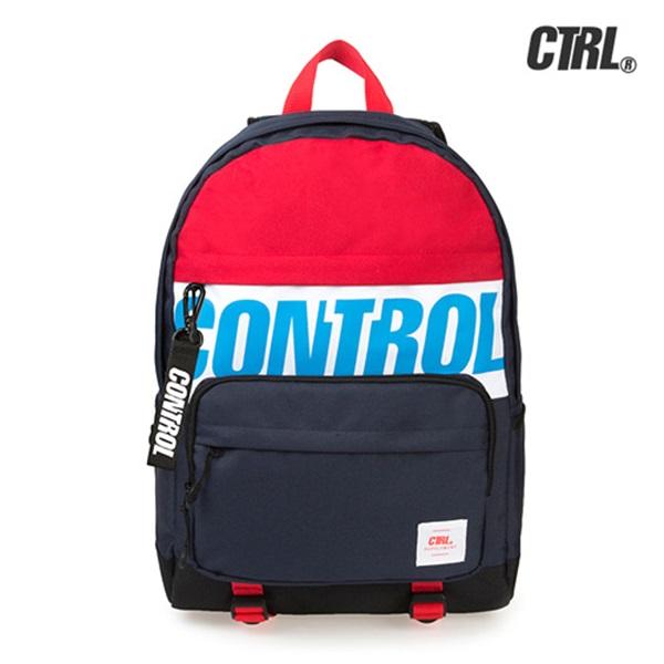 [씨티알엘]CTRL - RETRO BLOCK DAYPACK (MULTI) 신학기 백팩 가방 사은품 증정